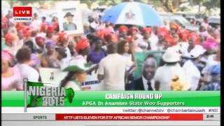 Campaigns Intensify In Nigeria Ahead Of Elections