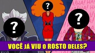 Video 7 Personagens que tiveram o ROSTO REVELADO! MP3, 3GP, MP4, WEBM, AVI, FLV Desember 2018