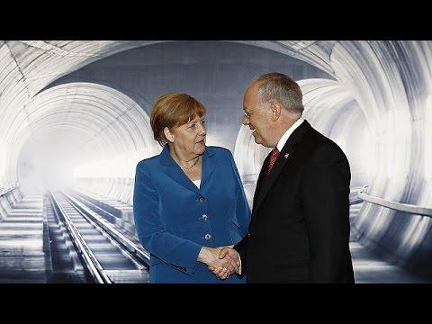 Σήραγγα Γκοτάρντ: Εγκαινιάστηκε το μεγαλύτερο τούνελ του κόσμου