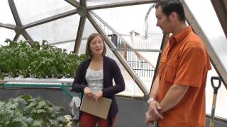 Santa Fe Community College: Aquaponics in a Growing Dome®