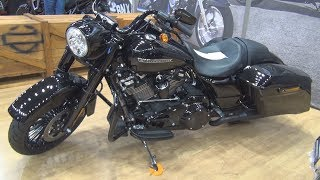 9. Harley-Davidson Road King Special (2018) Exterior and Interior