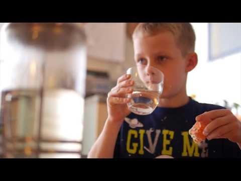 Vanduo vaikų mityboje