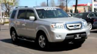 2009 Honda Pilot 4WD In Review - Village Luxury Cars Toronto