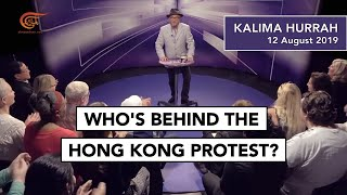 George Galloway on the Hong Kong riots