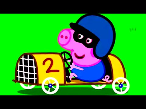 Peppa Pig Full Episodes   Chitty Chitty Oink Oink   Kids Videos