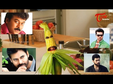Chipay Rayudu || Mega Family Heroes following Lord Krishna || SRKs Happy New Year in Telugu