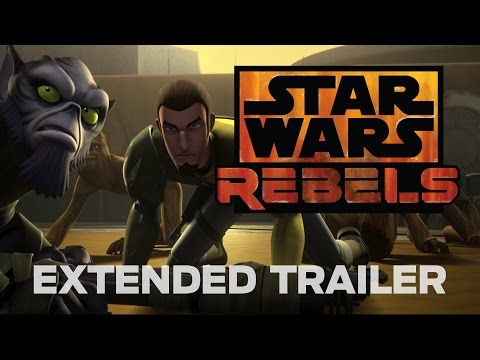 Star Wars Rebels: Full Trailer