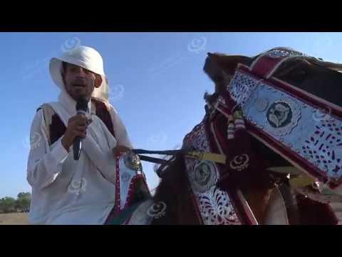 بلدية تاجوراء تحتضن مهرجان للفروسية الشعبية