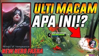 Download Video NEW HERO FASHA! MAGE YANG ULTINYA 13 DETIK! - Mobile Legend Indonesia MP3 3GP MP4