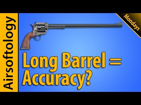 does - We discuss the relationship of barrel length to accuracy, cover hand signals, and talk gear color options. Blackhawk! Rifle Length Rail: http://www.lapolicegear.com/blackhawk-forend.html ...