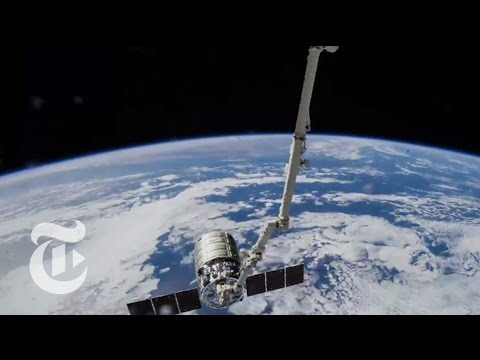 Stunning Views of Earth From the International Space