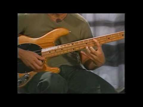 Tecnicas para tocar el bass - Variantes