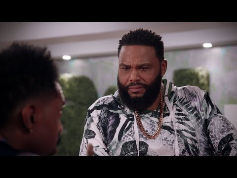 Charlie Tells Dre He's Becoming Irrelevant - black-ish