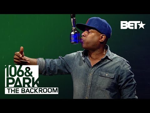 TALIB KWELI rips the BET Backroom!