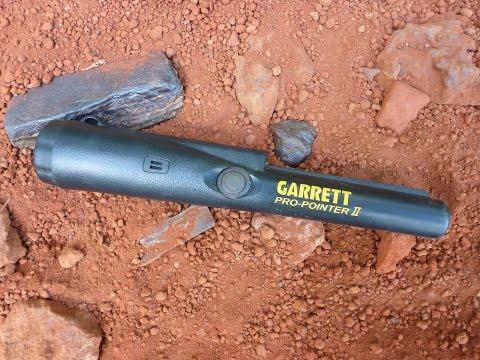 The New Garrett Pro-Pointer II Pinpointer.