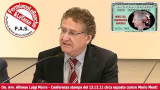 Marra presenta - senza Scilipoti - l'esposto contro MontiBilderberg