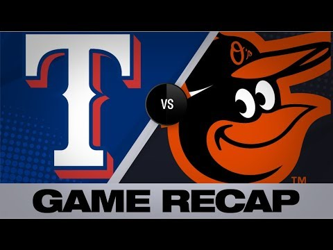 Video: Odor, Santana lead the Rangers to a 9-4 win | Rangers-Orioles Game Highlights 9/7/19
