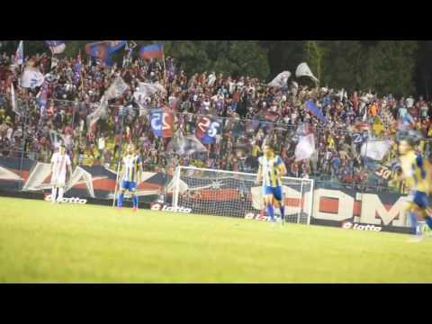 Hinchada de Cerro Porteño vs Deportivo Capiatá - el Azulgrana copando Capiatá - La Plaza y Comando - Cerro Porteño