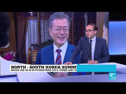 "North-South Korea summit: ""Kim Jong Un is gaining legitimacy on the world stage"""