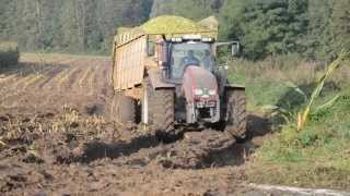 Video Loonbedrijf P. De Clercq - Valtra T191 op nat land MP3, 3GP, MP4, WEBM, AVI, FLV Februari 2019