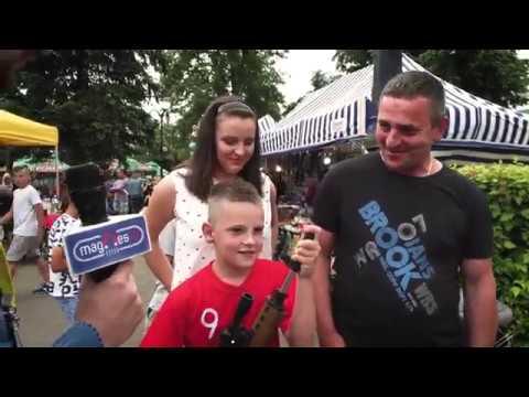 Dni Łukowa 2018 - Gala przy fontannie (prod.Magnes.TV) (видео)