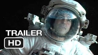 gravity movie Gravity Teaser Trailer (2013) - George Clooney Movie HD