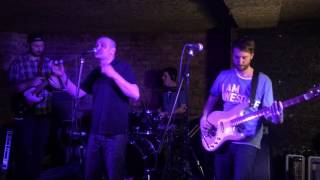 Video Blue Robin  - La vida! - live at cafe v lese