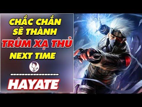 Ninja HAYATE sẽ trở thành TOP 1 XẠ THỦ MẠNH NHẤT LIÊN QUÂN Khi BUFF SỨC MẠNH Liên Tục | ĐỆ TỨ LQM - Thời lượng: 12 phút.