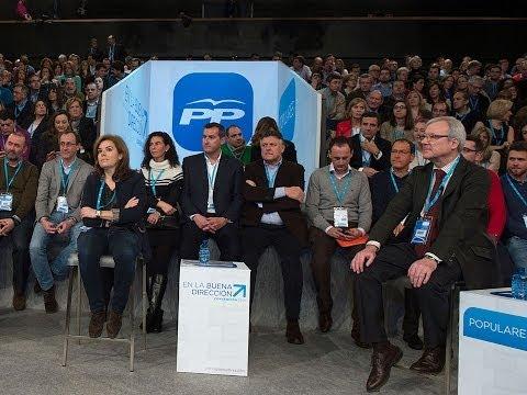PP: Vocación Reformista: Soraya Sáez de Santamaría- Ramón Luis Valcárcel
