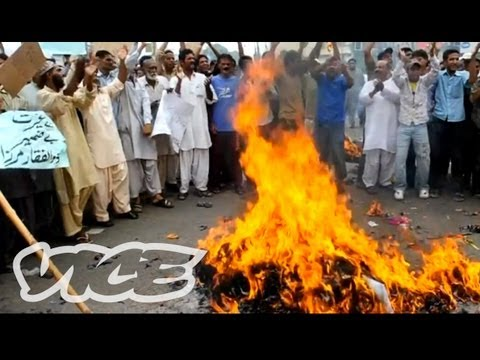 Violent - Sure, we hear about violence in Pakistan all the time, but in 2011, more than three times as many people were killed in Karachi than the number of people kil...