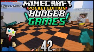Minecraft POCKET EDITION Hunger Games Ep 42: BEST LBSG PLAYERS EVER! (MCPE Survival Games)