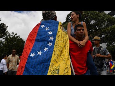 Venezuela: Immer mehr Widerstand gegen Präsident Ma ...