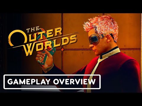 Gameplay: The Outer Worlds