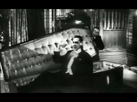 Vampire Over London - Comedy Vampire Horror Movie, Béla Lugosi