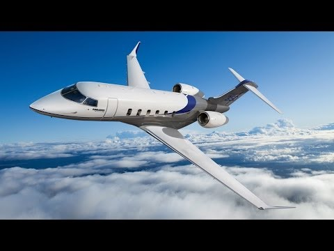 NetJets Unveils First Bombardier Challenger 350 Signature Series – AINtv