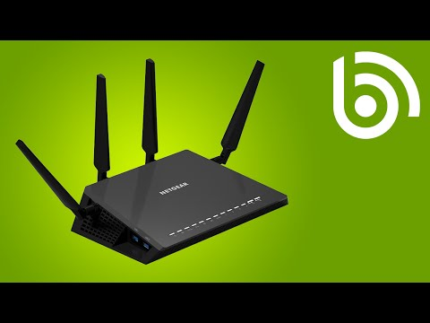 NETGEAR R7500 Nighthawk Overview