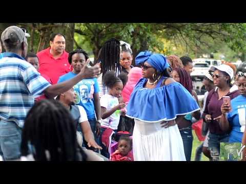 Garifuna Afro Honduran Punta Dance Honduran Day Parade Bronx N Y 2017 Part 4