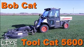 6. Bob Cat Tool Cat 5600 90