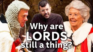 Video Most of Britain's Parliament is not elected... Meet THE LORDS MP3, 3GP, MP4, WEBM, AVI, FLV Juli 2019