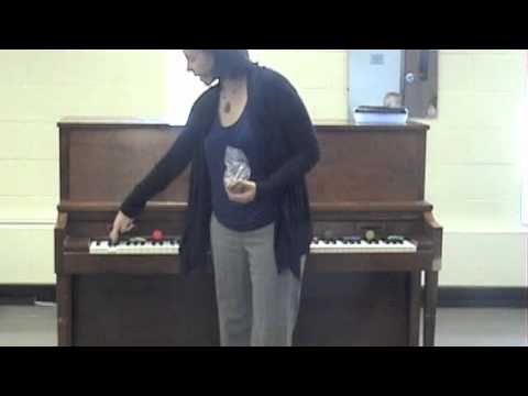 Group Piano Class Part 1
