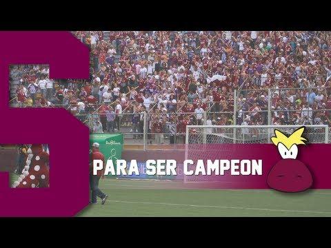 Ultra Morada - Para ser campeón - Ultra Morada - Saprissa - Costa Rica - América Central