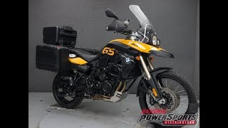 5. 2009  BMW  F800GS  - National Powersports Distributors