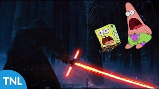 What Star Wars VII and Spongebob Have in Common