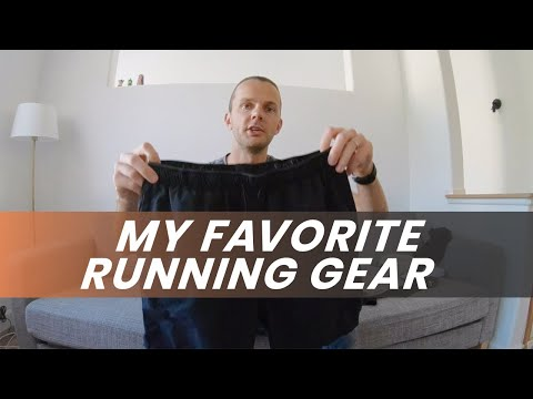 My Favorite Running Gear Review