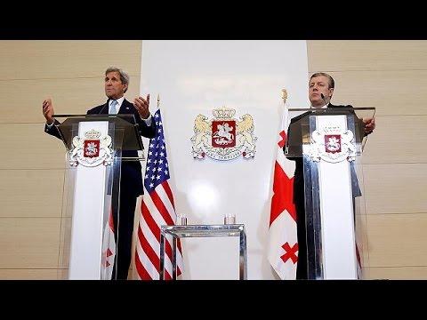 Στρατιωτική συνεργασία ΗΠΑ – Γεωργίας