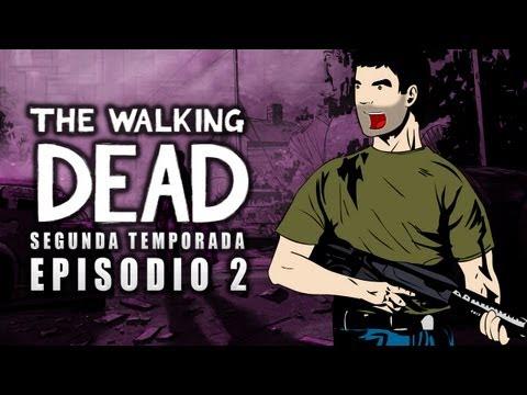 the walking dead 400 días nuevas historias ep 15 the walking dead t2