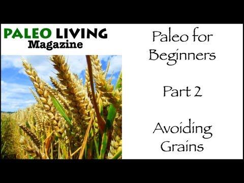 Paleo Diet for Beginners – Part 2 – Avoiding Grains