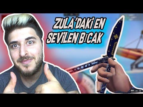 ZULA NIN EN SEVİLEN BIÇAĞI  !! GENÇ YETENEKLER ÇOŞTURDU ZULA ! (видео)