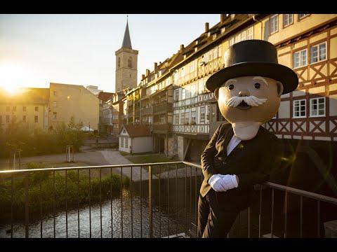 Erfurt hat jetzt wieder ein eigenes Monopoly