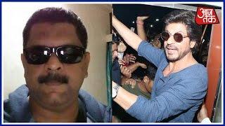 One dies As Crowd Goes Berserk After Shah Rukh Khan Arrives At Vadodara Station